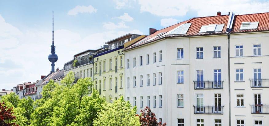 Недвижимость Берлина обзор рынка за 2016 год