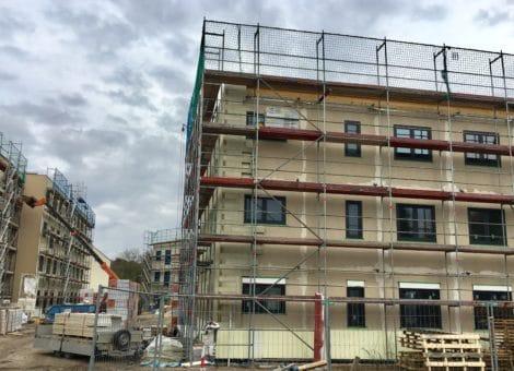 Строительство квартир в Берлине