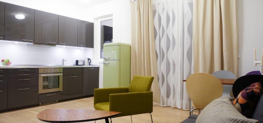 Wohnung möbliert, Berlin