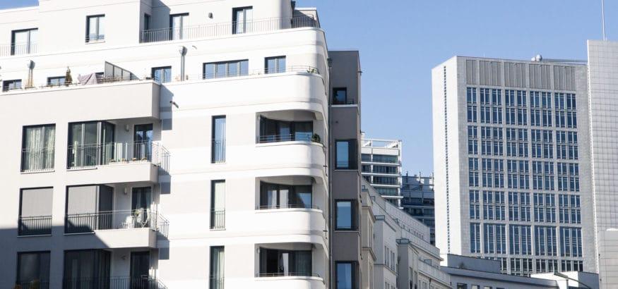 Wohnhaus in Berlin, Mitte