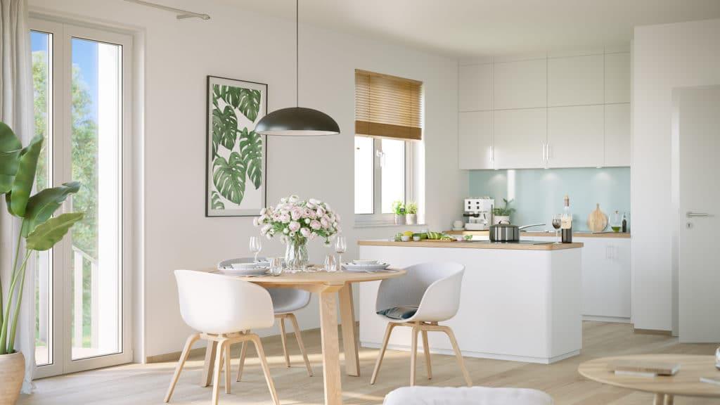 Купить трехкомнатную квартиру в Берлине