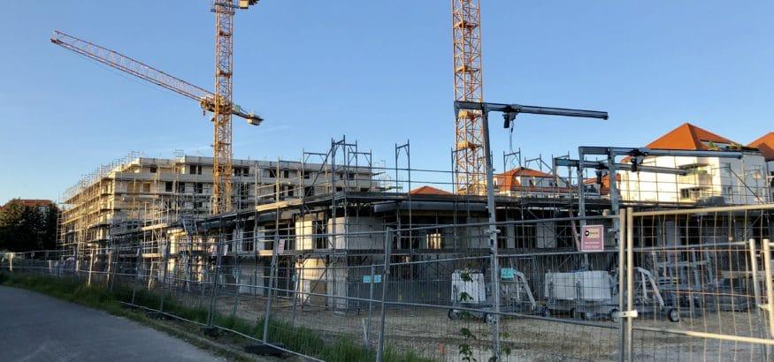 Германия строительство недвижимости