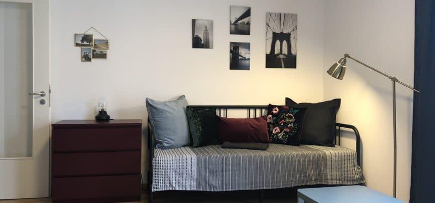 немецкая Квартира с арендатором