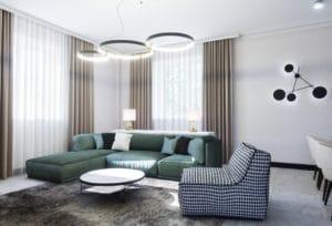 апартамента в Берлине